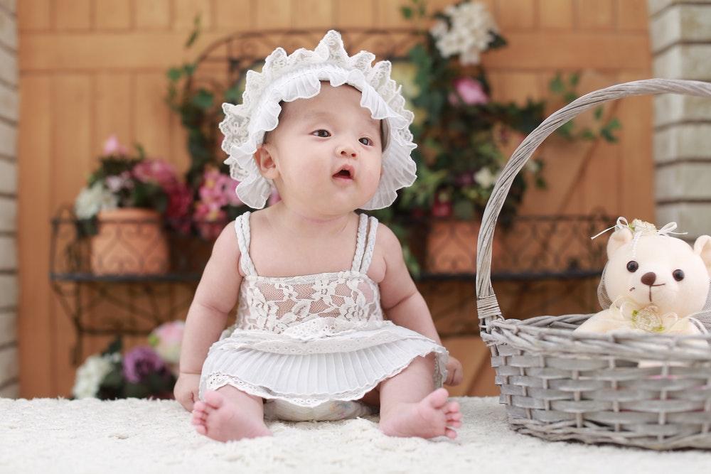 doudou original pour bébé