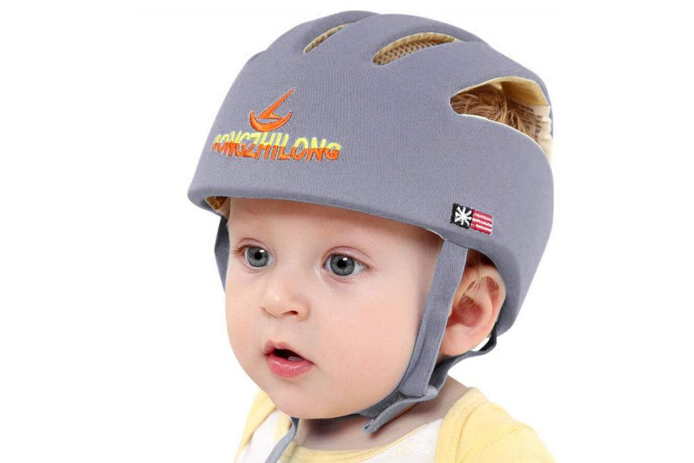 casque de protection pour bébé
