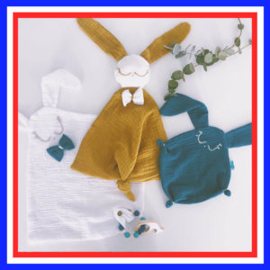 doudou made in france bio